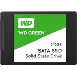 WESTERN DIGITAL Δίσκος SSD 2.5 SATA III Green 240GB