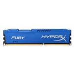 KINGSTON MEMORY DDR 3 4GB HYPER X FURY BLUE