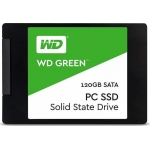 WESTERN DIGITAL ΔΙΣΚΟΣ SSD 2.5 SATA III GREEN 120GB