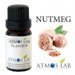 ATMOS LAB FLAVOR NUTMEG 10ml